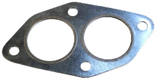 Замена прокладки приемной трубы